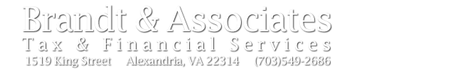 Alexandria, VA / Brandt & Associates Tax & Financial Services
