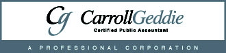 Dallas, TX Accounting Firm | Track Your Refund Page | Carroll A. Geddie, PC